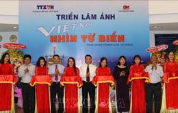 """Triển lãm 100 bức ảnh chủ đề """"Việt Nam - Nhìn từ biển"""""""