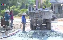 Thừa Thiên - Huế: Đồng hành xây dựng giao thông nông thôn