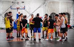 Đội tuyển bóng rổ Việt Nam tích cực tập luyện chuẩn bị SEA Games 30