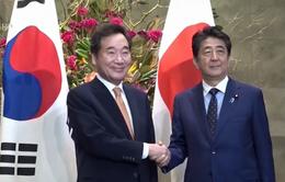 Nhật Bản và Hàn Quốc nỗ lực cải thiện quan hệ