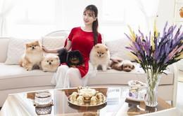 Ngắm không gian sống sang chảnh của Hoa hậu Thái Nhiên Phương