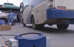 Kiểm tra khí thải xe khách, xe bus và xe tải