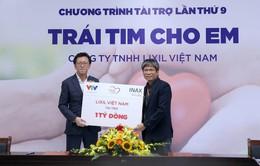 Quỹ Tấm lòng Việt và LIXIL Việt Nam chung tay hỗ trợ phẫu thuật tim bẩm sinh cho các bệnh nhi có hoàn cảnh khó khăn