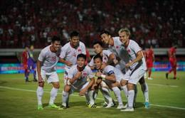 CHÍNH THỨC: ĐT Việt Nam chốt danh sách 23 cầu thủ cho trận gặp ĐT UAE