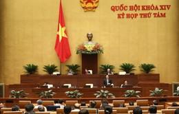 Quốc hội thảo luận về dự án Luật Cán bộ, Công chức và Luật Viên chức