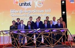 Unitel: Biểu tượng thành công mẫu mực trong hợp tác kinh tế Việt - Lào