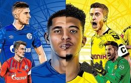 Lịch thi đấu, BXH vòng 9 Bundesliga: Trận derby Schalke 04 - Dortmund