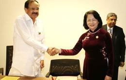 Ấn Độ ủng hộ lập trường của Việt Nam về việc duy trì hòa bình ở Biển Đông