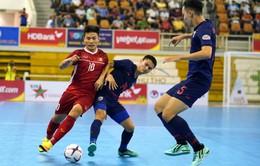 VIDEO Highlights: ĐT futsal Việt Nam 0-2 ĐT futsal Thái Lan (Bán kết futsal Đông Nam Á 2019)