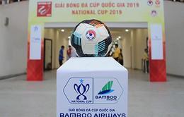 Bán kết Cúp Quốc gia 2019: Trực tiếp duy nhất trên VTVcab