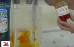 Hà Nội chủ động kiểm soát chất lượng nguồn nước sinh hoạt