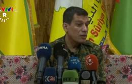 Thổ Nhĩ Kỳ muốn Mỹ giao nộp thủ lĩnh người Kurd