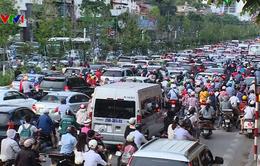 Hà Nội lấy ý kiến phân vùng hạn chế xe máy, thu phí phương tiện vào nội đô