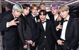 BTS được đề cử ở 3 hạng mục của Giải thưởng Âm nhạc Mỹ 2019