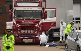 39 người thiệt mạng tại Anh: Đại sứ quán Việt Nam làm việc tại Essex
