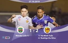 Becamex Bình Dương 1-2 CLB Quảng Nam: Ngược dòng kịch tính, CLB Quảng Nam vào chung kết Cúp Quốc gia 2019