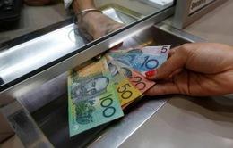 Australia hạn chế sử dụng tiền mặt