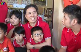 Người mẹ hiền của những đứa trẻ khuyết tật