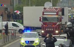 Vụ 39 thi thể trên xe container tại Anh: Tìm kiếm hành trình của chiếc xe chở người nhập cư