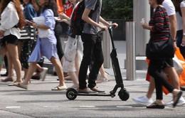 Singapore đau đầu tìm cách quản lý xe scooter điện