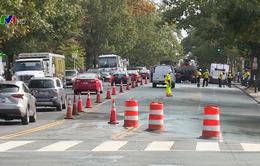 Đảm bảo an toàn giao thông tại các công trình xây dựng ở Mỹ như thế nào?