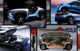 Bùng nổ các mẫu xe điện mới tại Triển lãm ô tô Tokyo 2019