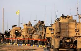 Mỹ đưa quân tăng viện vào miền Đông Syria