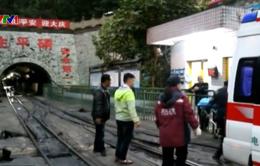 Sập mỏ than tại Trung Quốc, 4 người thiệt mạng