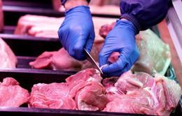 Giá thịt lợn tại Trung Quốc tăng vượt mức kỷ lục