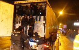 """Vận chuyển người trái phép vào châu Âu: Ngành """"thương mại đen"""" trị giá tỷ USD"""