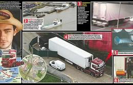 Vụ 39 thi thể trong container tại Anh: Truy tố tài xế xe tải