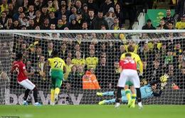 Man Utd chưa phải đội đá penalty tệ nhất Ngoại hạng