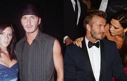Victoria và David Beckham yêu nhau từ cái nhìn đầu tiên