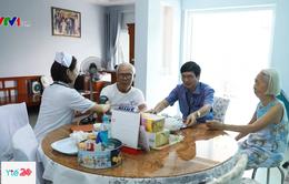 Mô hình chăm sóc sức khỏe tại nhà giúp giảm tải bệnh viện
