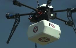 Ứng dụng giao dược phẩm bằng thiết bị bay không người lái