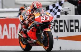 Marc Marquez giành chiến thắng tại GP Australia
