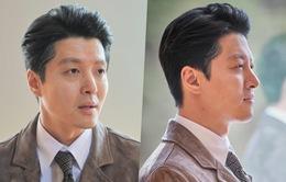 """Lee Dong Gun khiến fan sốc khi bất ngờ hóa """"ông già"""""""