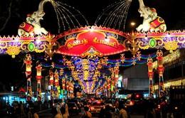 Khám phá lễ hội Ánh sáng Deepavali tại Singapore