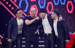 Tối chủ nhật vui vẻ: Nhóm MTV hội ngộ đầy đủ thành viên sau 12 năm