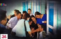 """Người dân đổ xô đi bắt con """"sâu xoang"""" ở Phú Thọ"""