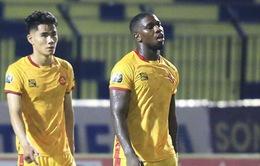 CLB Thanh Hóa không được sử dụng ngoại binh ở trận Play-off 2019 với Phố Hiến