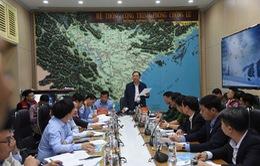 Bộ trưởng Nguyễn Xuân Cường: Cần theo dõi sát diễn biến ANTĐ có thể mạnh lên thành bão số 5