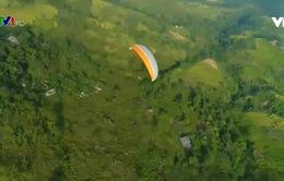 Dù lượn - môn thể thao mạo hiểm khám phá bầu trời