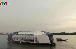 Hà Lan sẽ thử nghiệm hệ thống thu gom rác nhựa trên sông tại Cần Thơ