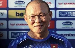 HLV Park Hang Seo thận trọng với lợi thế sân nhà của ĐT Việt Nam trước UAE và Thái Lan