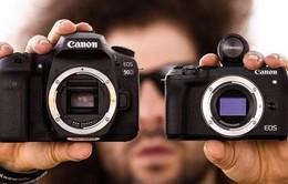 Canon ra mắt bộ đôi máy ảnh EOS 90D và M6 Mark II tại Việt Nam