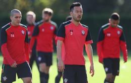 Southampton và hành động ý nghĩa sau trận thua Leicester City