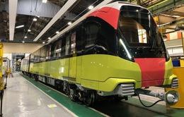 Tàu đường sắt Nhổn - ga Hà Nội về nước vào tháng 6/2020