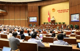 TRỰC TIẾP Quốc hội thảo luận về tình hình kinh tế - xã hội, ngân sách nhà nước