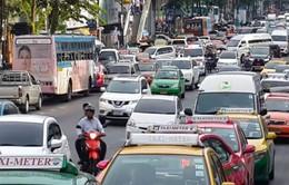 Bangkok (Thái Lan) cấm các phương tiện xả khói đen trên đường phố